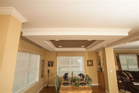 How To Build A Tray Ceiling by How To Build A Tray Ceiling Nakedsnakepress