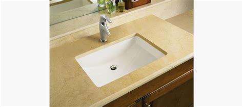 ada undermount kitchen sink kohler k 2215 0 ladena undercounter lavatory sink white 3986