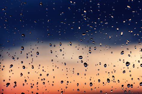 Glass Water Drops Macro 1920x1280 Wallpaper High Quality