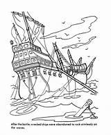 Coloring Pirate Ship Pages Pirates Caribbean Ships Printable Sea Boat Pearl Lego Sheets Sunken Ghost Adult Activity Viking Boats Clipart sketch template
