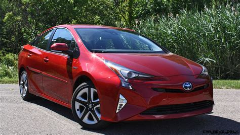 Toyota Prius Four by 2016 Toyota Prius Four Touring Road Test Review By