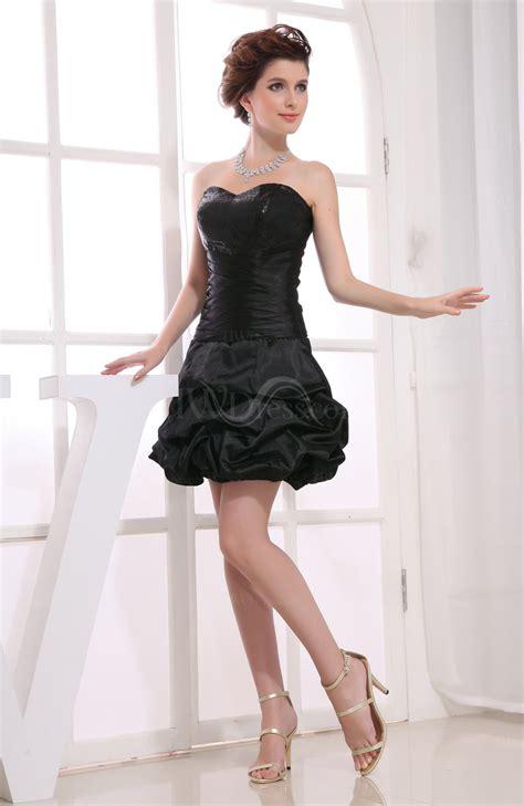 black casual   sleeveless elastic woven satin mini