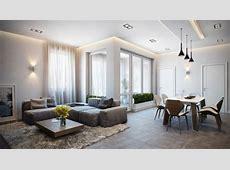Décoration intérieure d'un appartement chic inspiration d