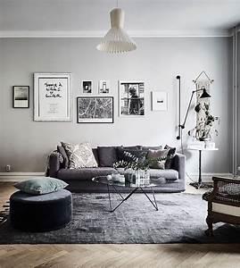 Quelle Couleur Avec Gris Anthracite : 1001 id es quelle couleur associer au gris perle 55 ~ Zukunftsfamilie.com Idées de Décoration