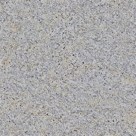 Bianco Ornamental Gray Granite   Top Texture