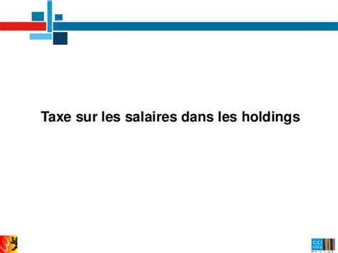 taxe assise sur les salaires calcul taxe sur les salaires 2012