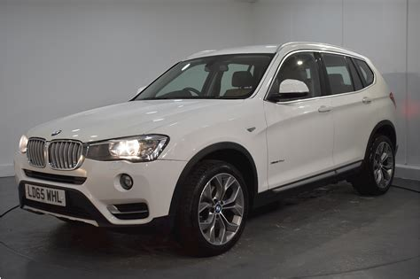Measured owner satisfaction with 2016 bmw x3 performance, styling, comfort, features, and usability after 90 days of ownership. Bmw - X3 Xdrive20d Xline 2.0 5dr SUV Automatic Diesel ...