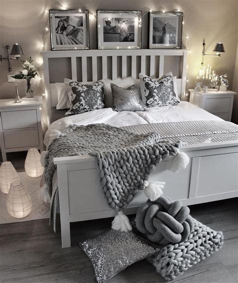 Lichterkette Im Schlafzimmer by Kissen Knot Home Decor Schlafzimmer Schlafzimmer