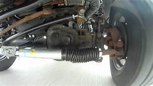 Driver Side 2010 F250 Suspension