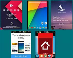 Top 5 Android Launcher 2014
