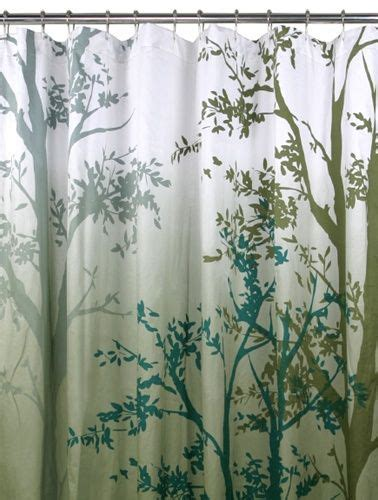 Trees shower curtain   Just Trees   Pinterest   Tree