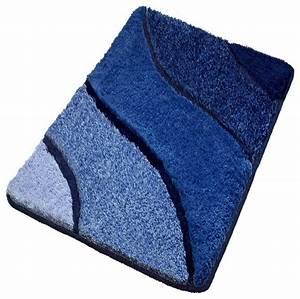 Luxury bathroom rugs blue bath rugs extra large for Large bathroom rugs