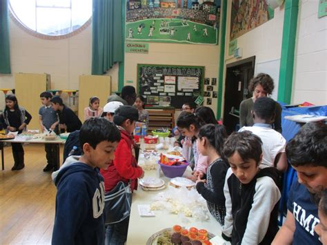 chater junior school food enterprise competition