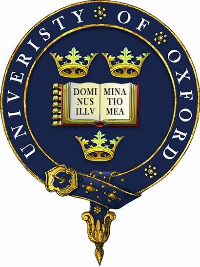 Oxford University Seal Arms Coat Commons Wikimedia