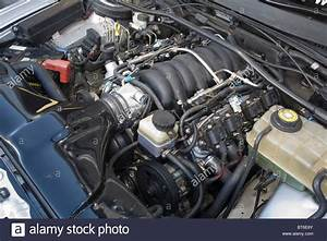 Chevrolet Ls1 Engine In An Australian Holden Commodore Stock Photo  Royalty Free Image  32105051
