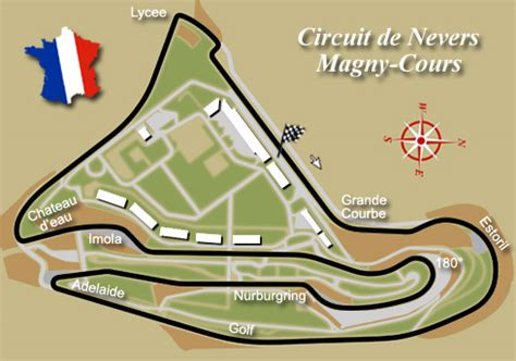 cours de cuisine nevers all formula one info circuit de nevers magny cours
