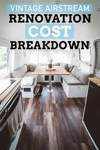 Airstream Renovation Cost Breakdown How Much Did We Pay?