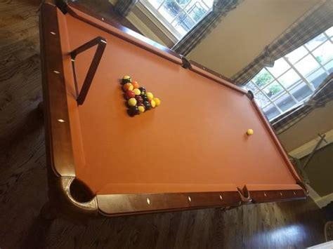 solo austin olhausen billiards table