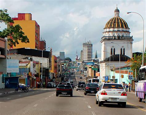 ta avenida de san cristobal tachira venezuela la