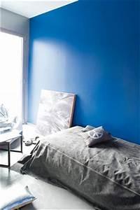 la peinture chambre dit oui a la couleur deco cool With comment faire la couleur orange en peinture 1 associer couleurs dans une chambre bleu