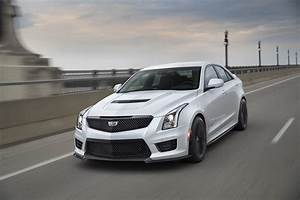 2017 cadillac ats v carbon black revealed gm authority With best ats