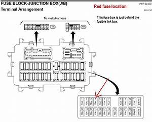 2010 Nissan Titan Fuse Box Diagram