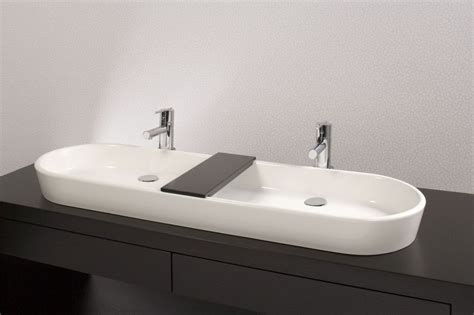 Top Mounted Bathroom Sinks by Delightful Decoration Bathroom Sinks Modern Ove 48 Inch