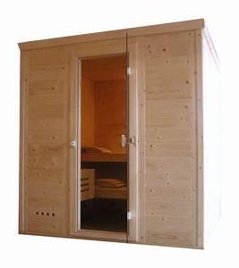 Massivholz Sauna Selbstbau : sauna exklusiv block 45 element 197 x 197 cm ~ Whattoseeinmadrid.com Haus und Dekorationen