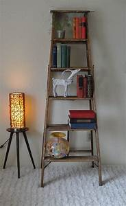 Best ideas about old wooden ladders on