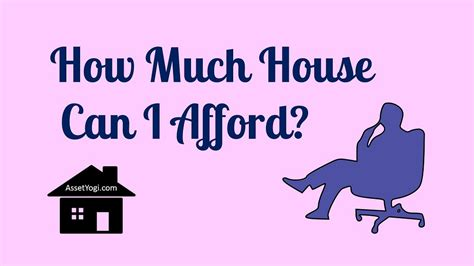 How Much House Can I Afford?  Home Affordability India