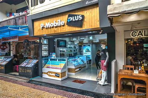 Mobile Phone Shop by Phi Phi Shopping What To Buy Where To Shop In Phi Phi