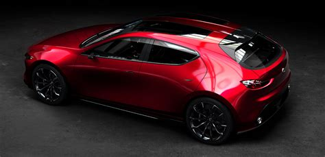 Please Let The Next Mazda3 Look This Good