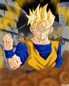 DRAGON BALL Z WALLPAPERS: Future Gohan super saiyan