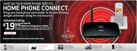 verizon home phone and verizon home phone connect makes its debut bgr