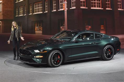 ford mustang bullitt acclaimed   cool