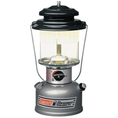 coleman powerhouse unleaded 2 mantle lantern cing