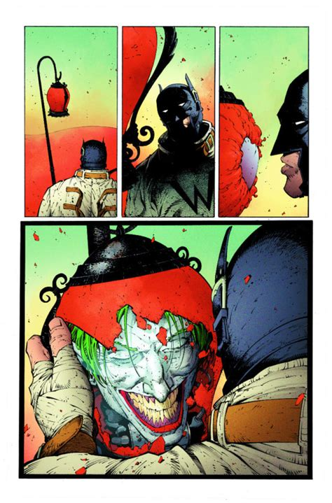 comic book preview batman  knight  earth