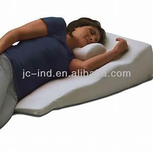 Reading sleeping bed wedge foam pillow buy bed wedge for Best sleeping wedge