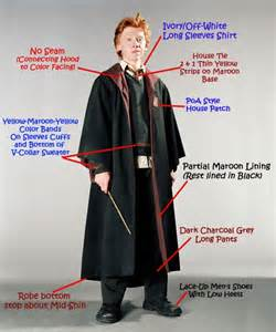 How to Make Harry Potter Robes