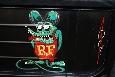 Model T Rat Fink Rod Brings New Meaning to Rat Rod