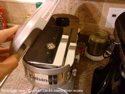 cuisinart sm  stand mixer review