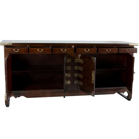 asian credenza furniture korean antique style 8 drawer