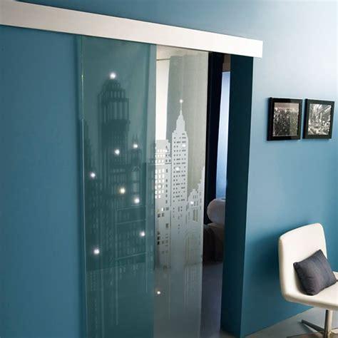 porte coulissante en verre castorama porte coulissante en verre opaque syst 232 me coulissant