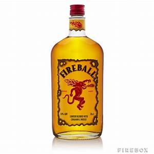 Fireball Cinnamon Whisky - buy at Firebox com