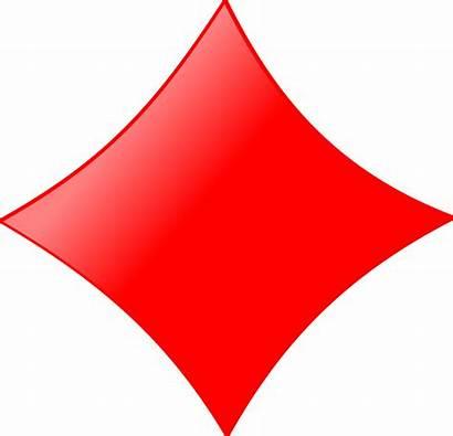 Card Diamond Symbols Clipart Symbol Clip Sign