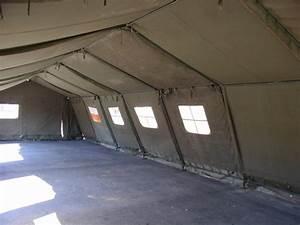 Reparation Toile De Tente : tente compl te de 14m x 6m d 39 occasion avec armature en aluminium surplus militaire en ligne ~ Melissatoandfro.com Idées de Décoration