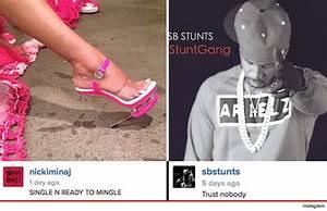 Nicki Minaj -- Not Single, Not Ready to Mingle | TMZ.com