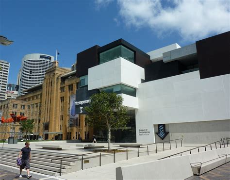 the museum of contemporary now and then photos sydney
