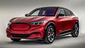 Mach-E: Meet The New Electric Ford Mustang Of The Future - How South Africa