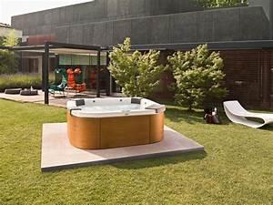 whirlpools luxus fur ihren garten whirlpool center With whirlpool garten mit bonsai center